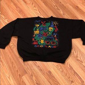 80s Scotland Sweatshirt
